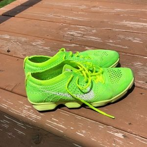 Nike Flynit Zoom Tennis Shoes